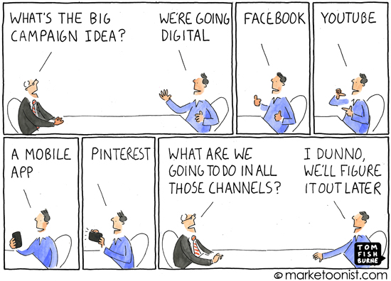 Image credit: Tom Fishburne, www.marketoonist.com